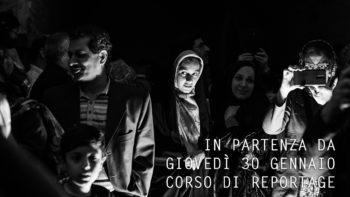 """Permalink to: Corso di reportage – """"Il tuo primo reportage"""""""